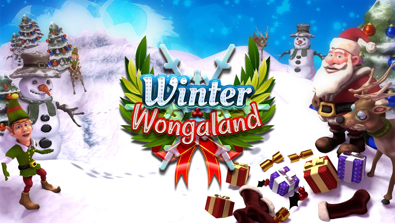Winter Wongaland mobile slot