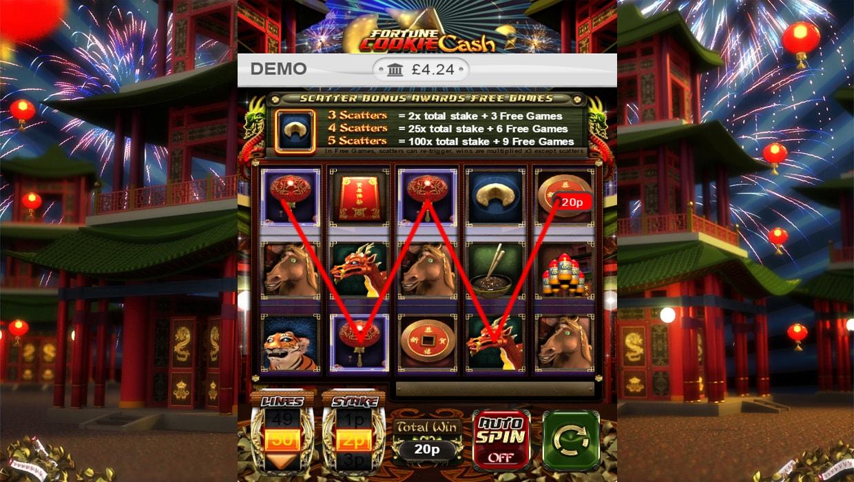 Fortune Cookie Cash mobile slot
