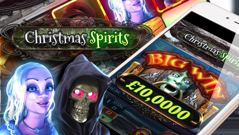 Christmas Spirits mobile slot