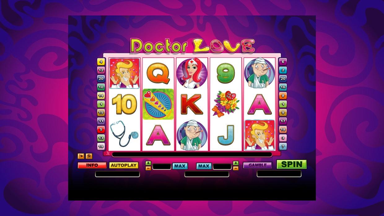 Doctor Love mobile slot