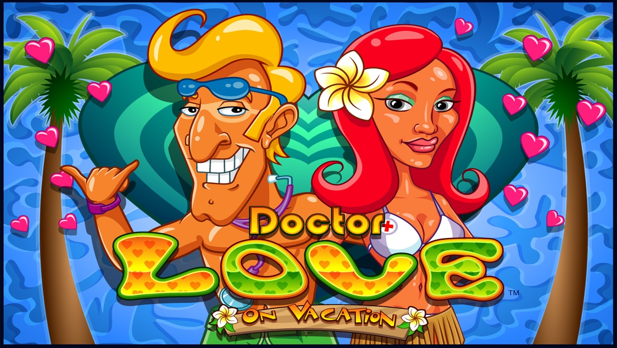 Dr Love on Vacation mobile slot