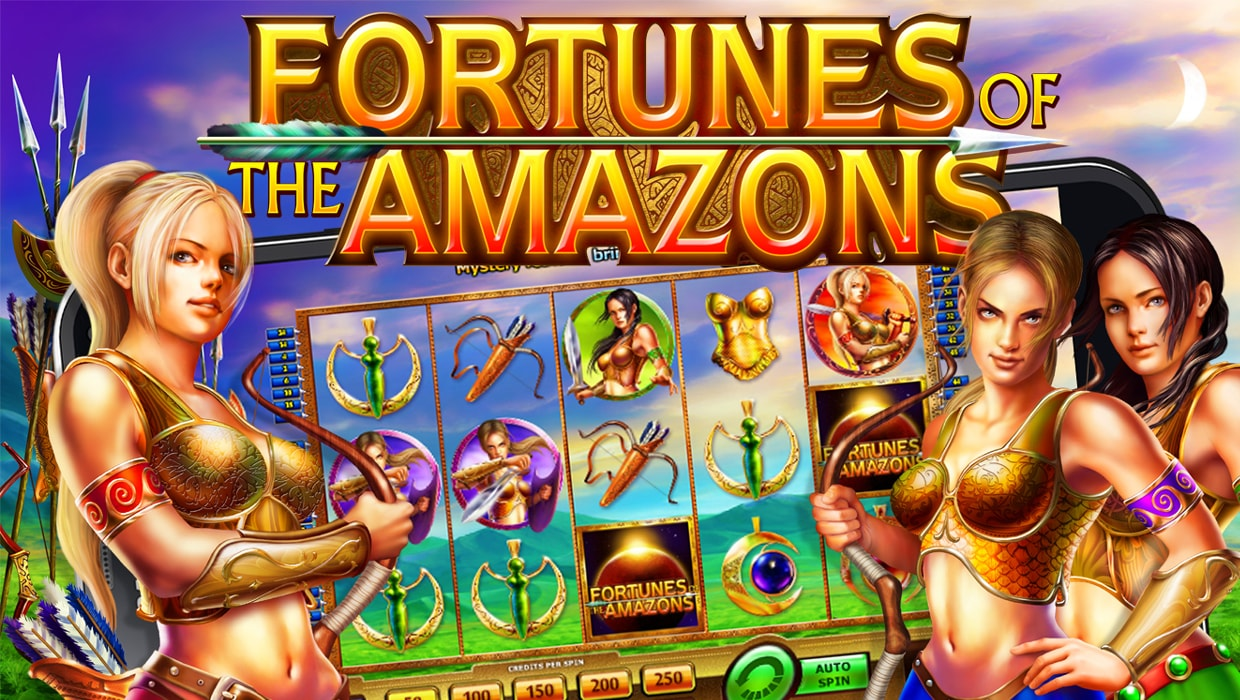 Fortunes of the Amazon mobile slot