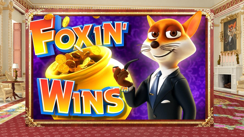 Foxin Wins mobile slot