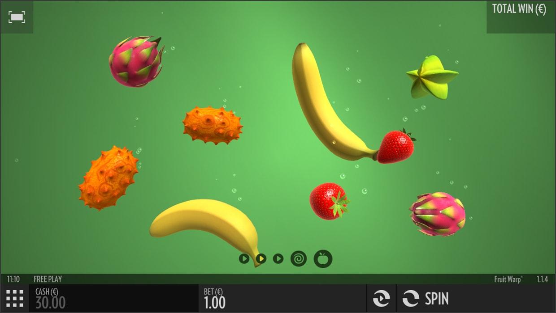 Fruit Warp mobile slot