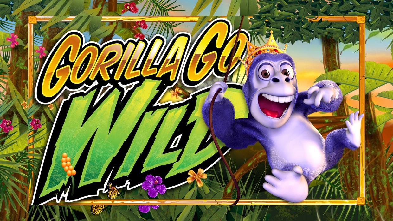 Gorilla Go Wild mobile slot