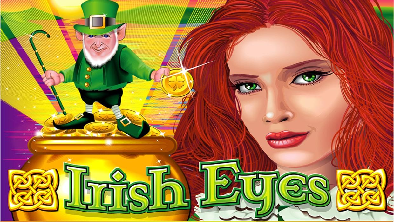 Irish Eyes mobile slot