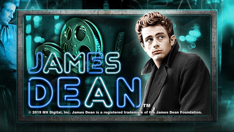 James Dean mobile slot