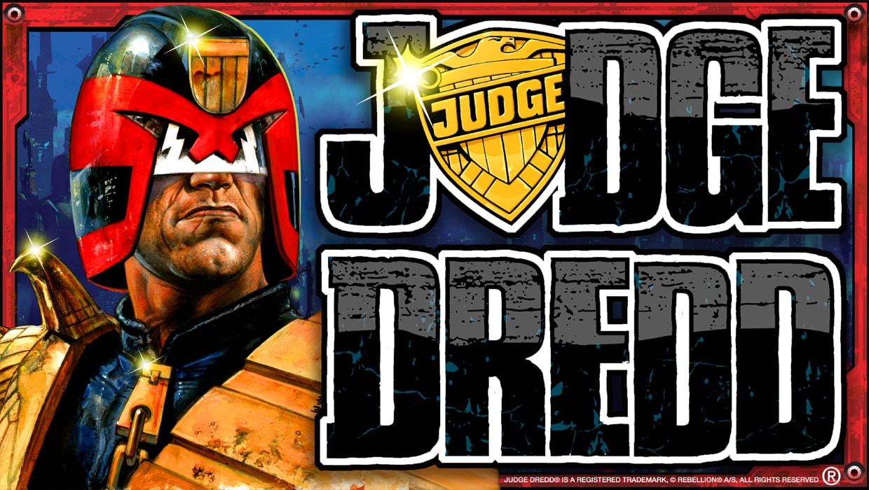 Judge Dredd mobile slot