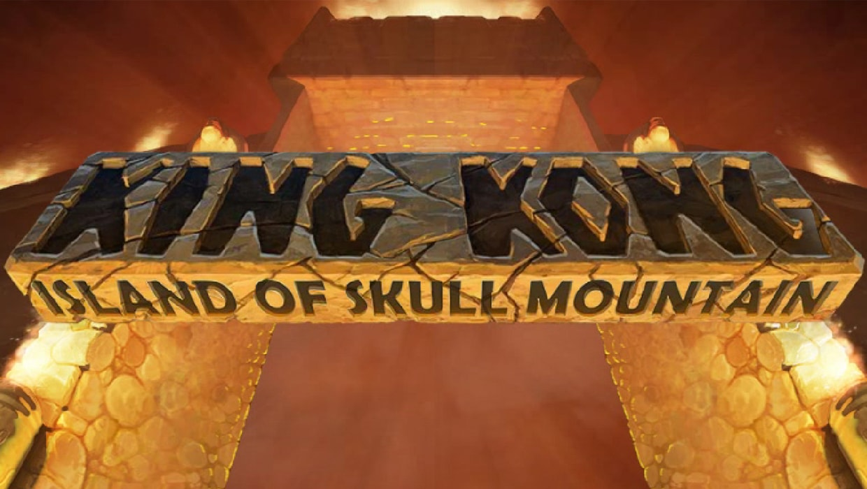 King Kong Island of Skull Mountain mobile slot