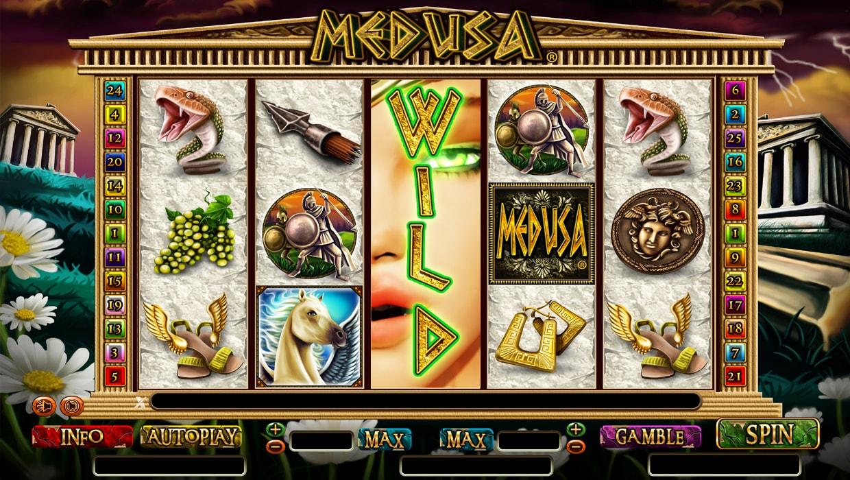 Medusa mobile slot