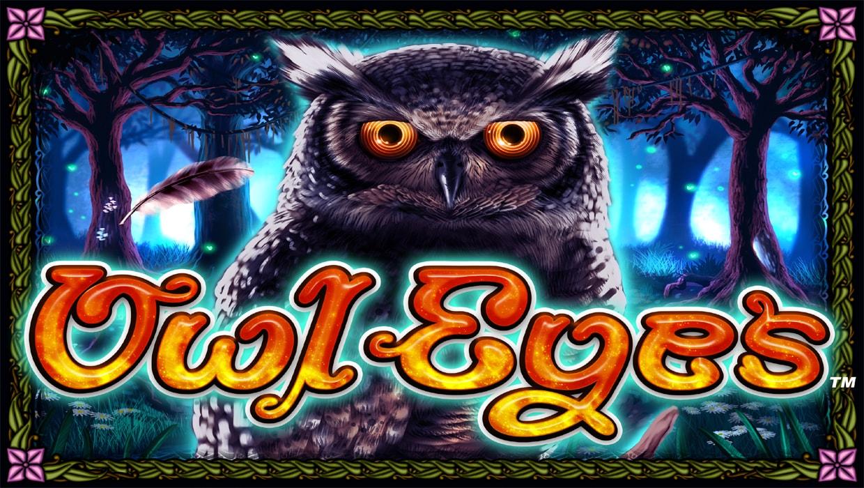 Owl Eyes mobile slot
