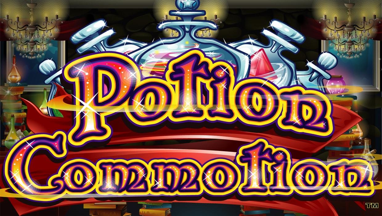 Potion Commotion mobile slot