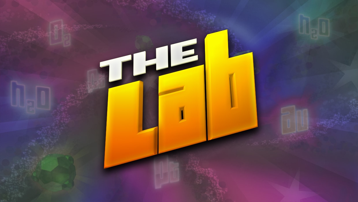 The Lab mobile slot
