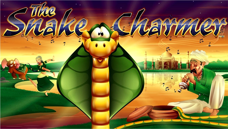 The Snake Charmer mobile slot