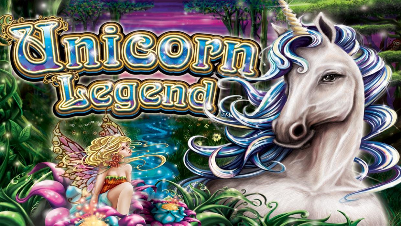 Unicorn Legend mobile slot