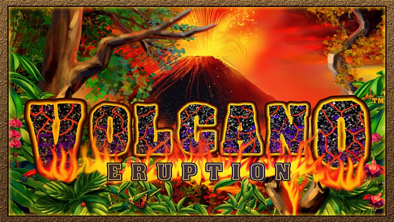 Volcano Eruption mobile slot