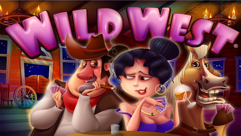 Wild West mobile slot