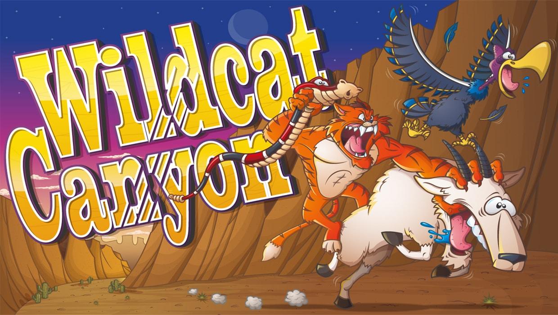 Wildcat Canyon mobile slot