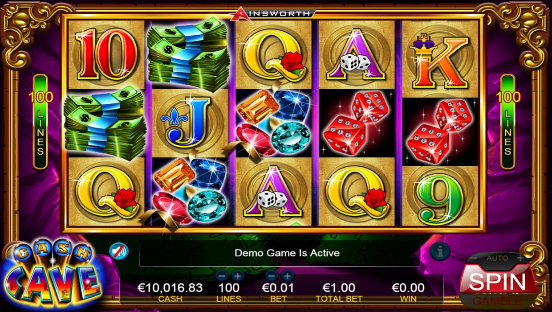 Cash Cave mobile slot