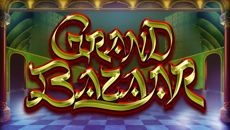 Grand Bazaar mobile slot