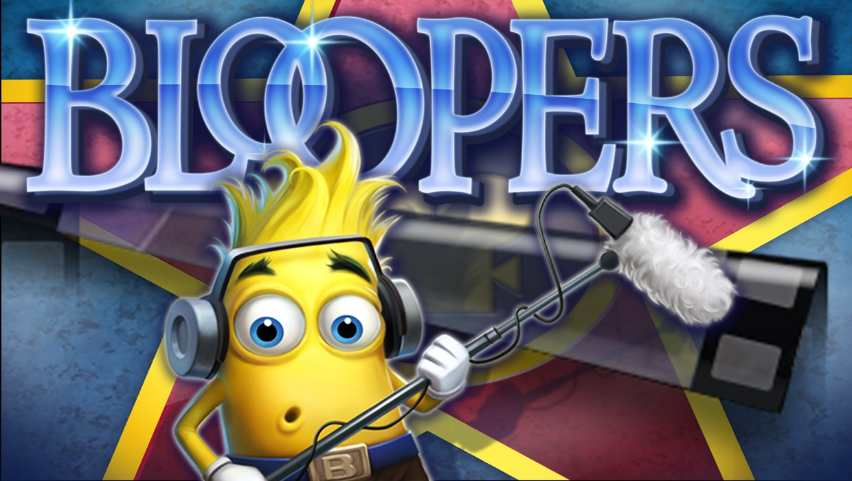 Bloopers mobile slot