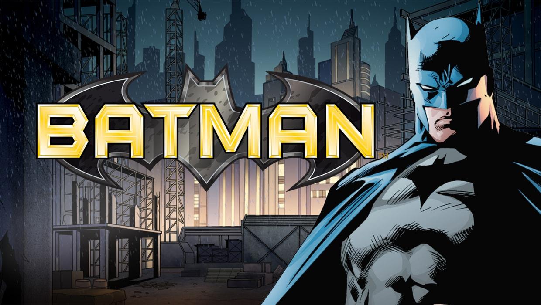 Batman mobile slot
