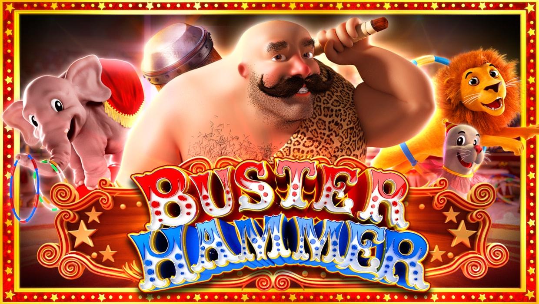 Buster Hammer mobile slot