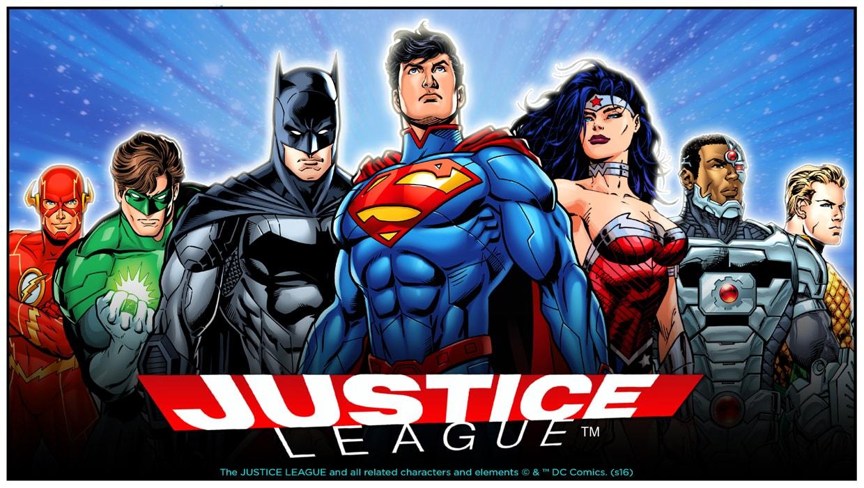 Justice League mobile slot