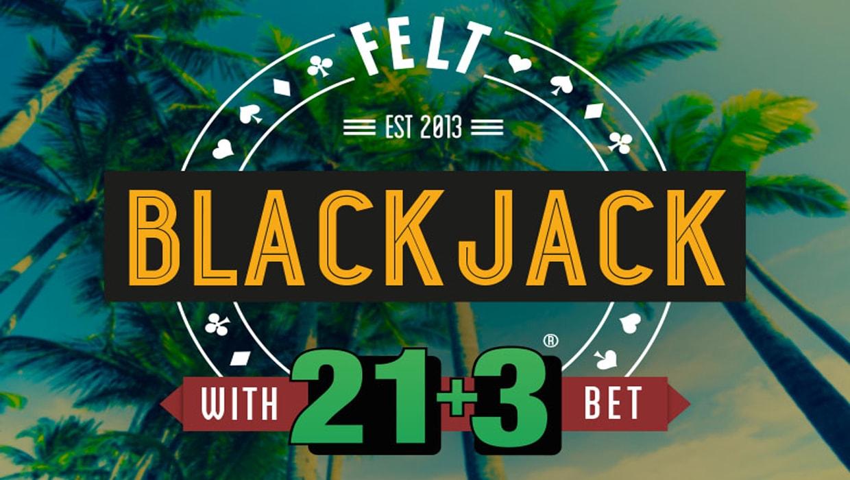 21+3 Blackjack