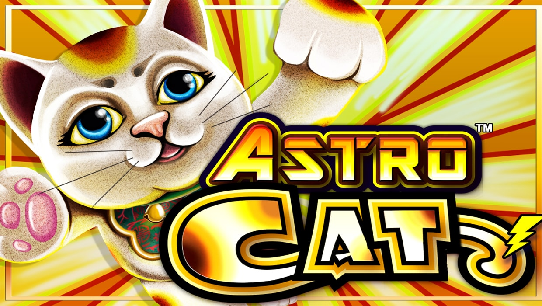 Astro Cat mobile slot