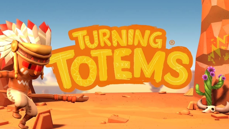 Turning Totems mobile slot
