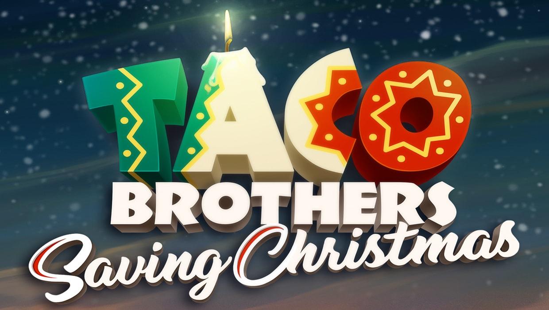 Taco Brothers - Saving Christmas mobile slot