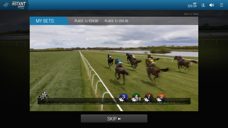 Instant Virtual Horses