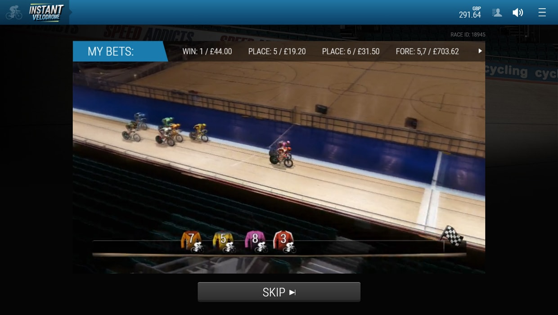Virtual Racing - Cycling