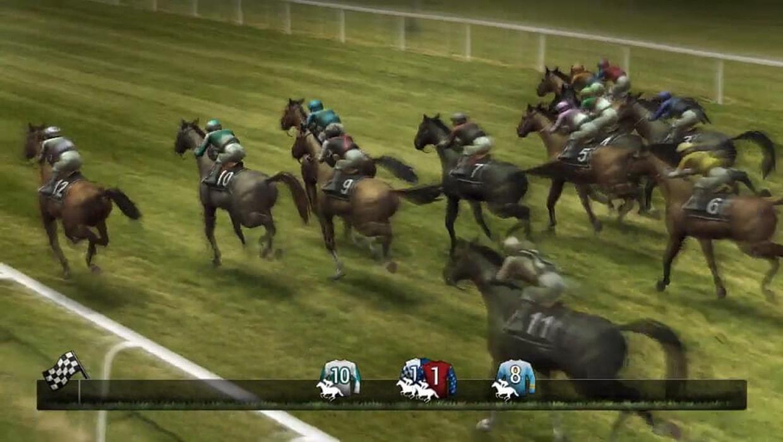 Virtual Racing - Horses