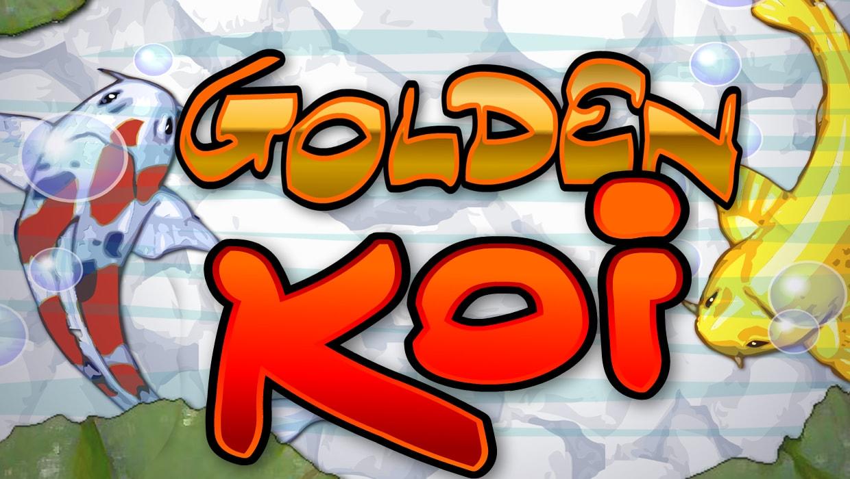 Golden Koi (pull tab)