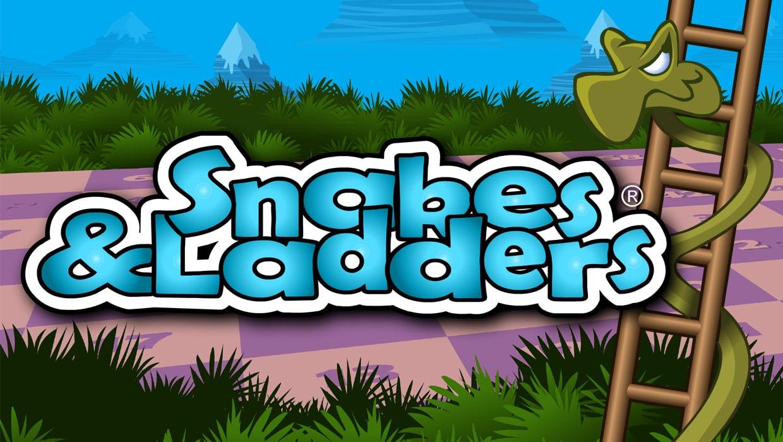 Snakes & Ladders pull tab