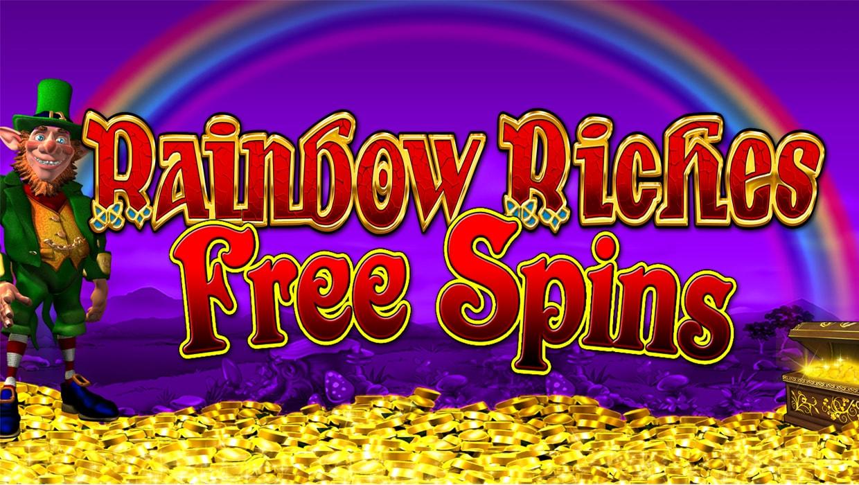 Rainbow Riches Freespins
