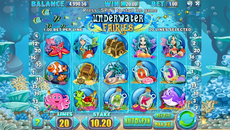 Underwater Fairies