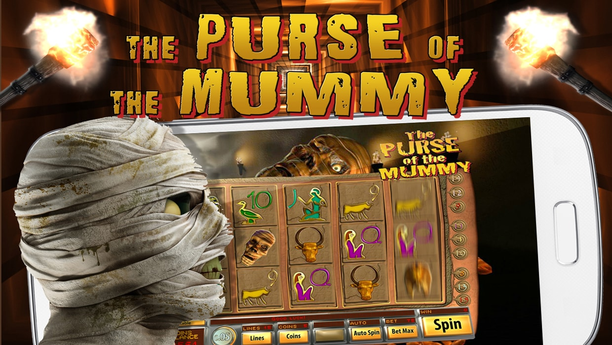 Purse Of The Mummy mobile slot