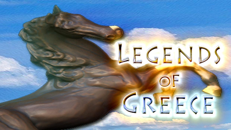 Legends Of Greece mobile slot