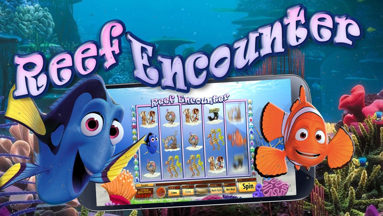 Reef Encounter mobile slot