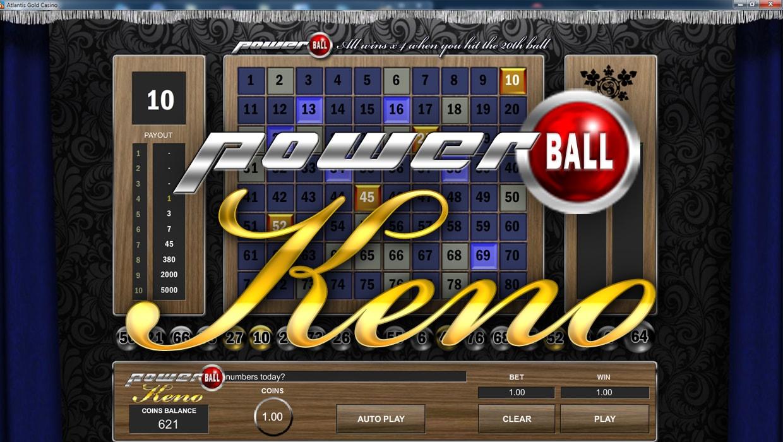 Powerball Keno