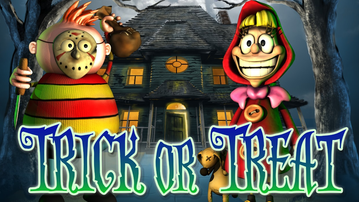 Trick Or Treat mobile slot