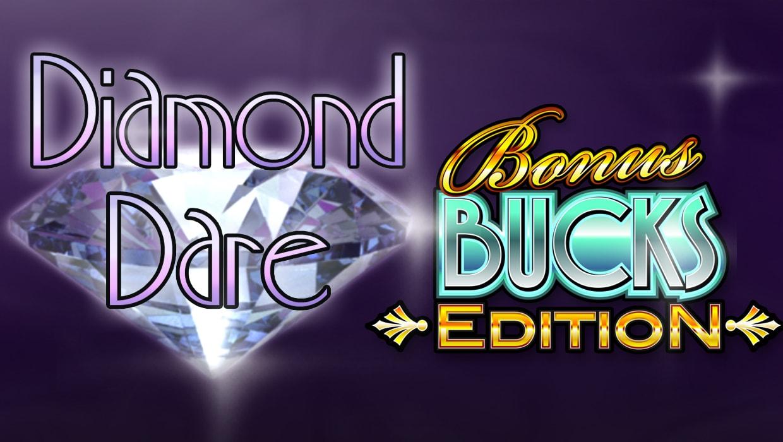 Diamond Dare Bonus Bucks mobile slot