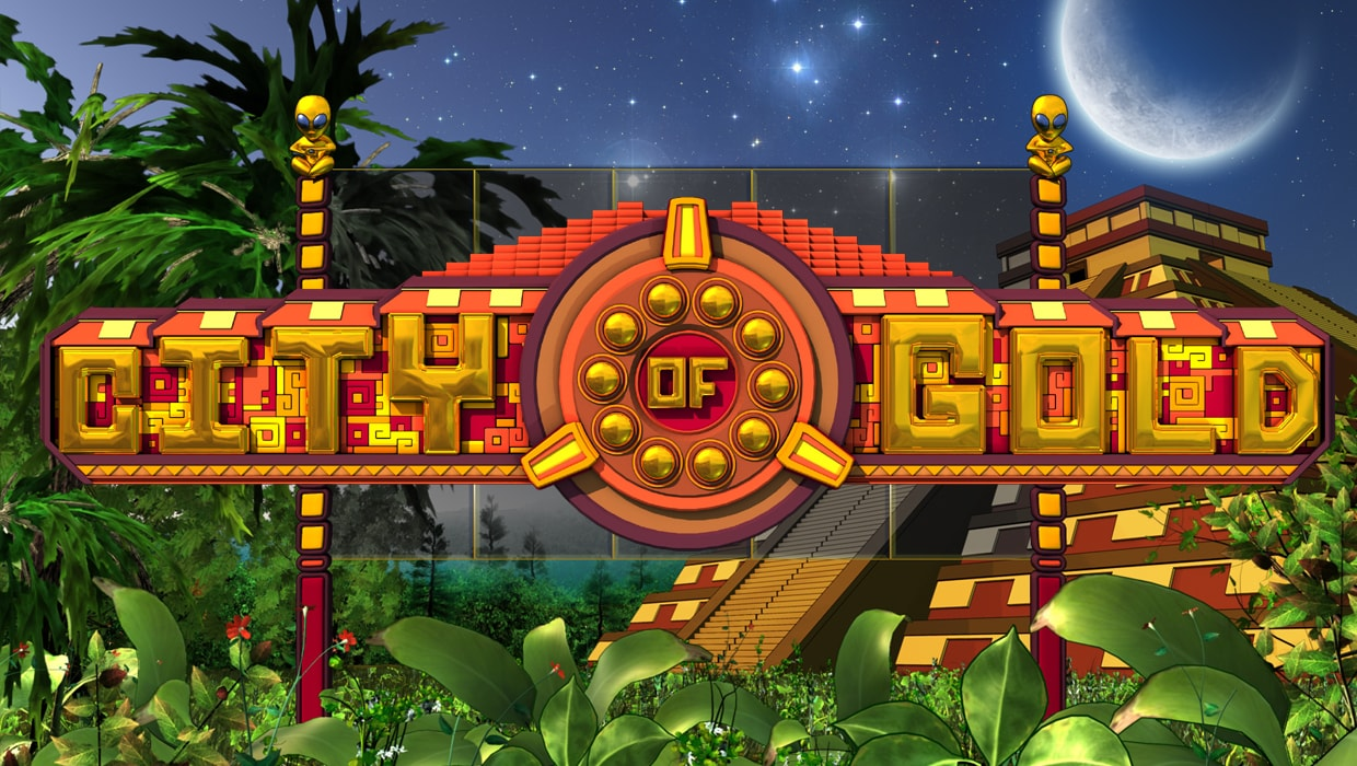 City Of Gold mobile slot