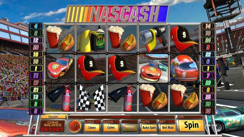 The Phone casino – Nascash mobile slot