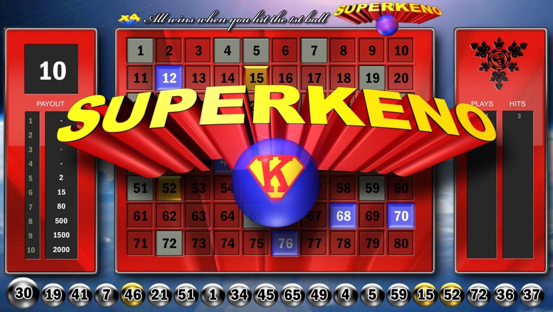 SuperKeno