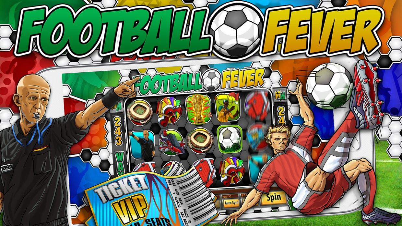 Football Fever mobile slot