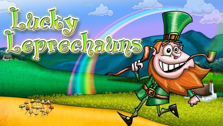 Lucky Leprechauns mobile slot